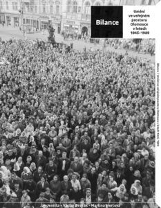 Jan Jeništa, Václav Dvořák, Martina Mertová: Bilance. Umění ve veřejném prostoru Olomouce v letech 1945–1989